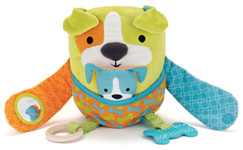 Hug and Hide Activity Toys
