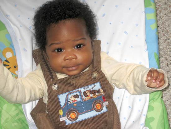 Dolor de bebé a los 3 meses.