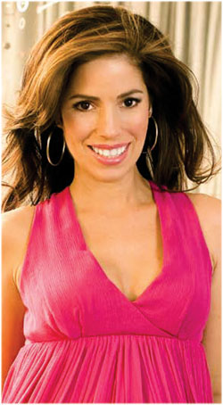 Ana Ortiz first pregnancy interview