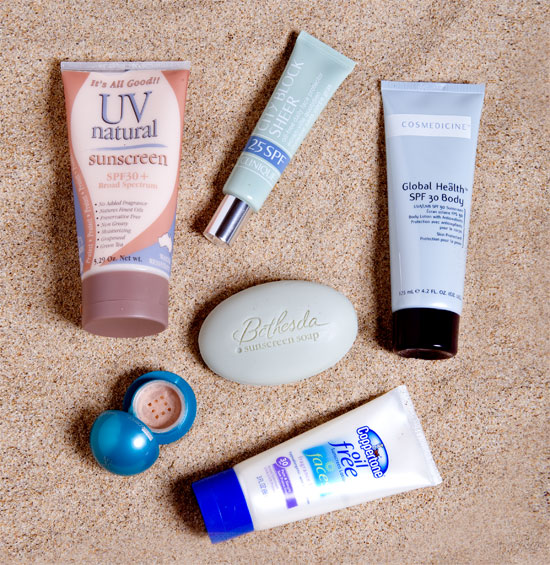 Why sunscreen choice is so important during pregnancy
