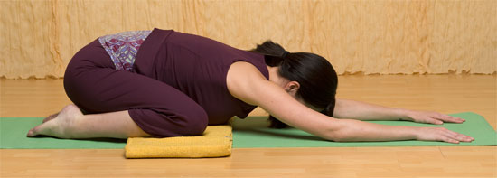 6 Yoga poses for pregnancy relief