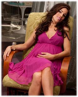 Ana Ortiz Baby Shower