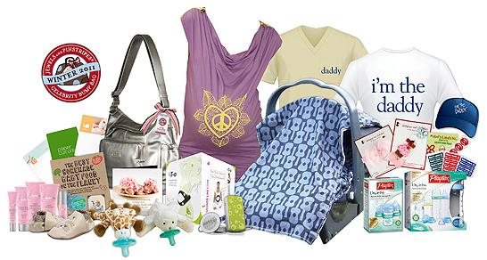 Win a Jewels and Pinstripes Celebrity BUMP Bag Ends on April 30