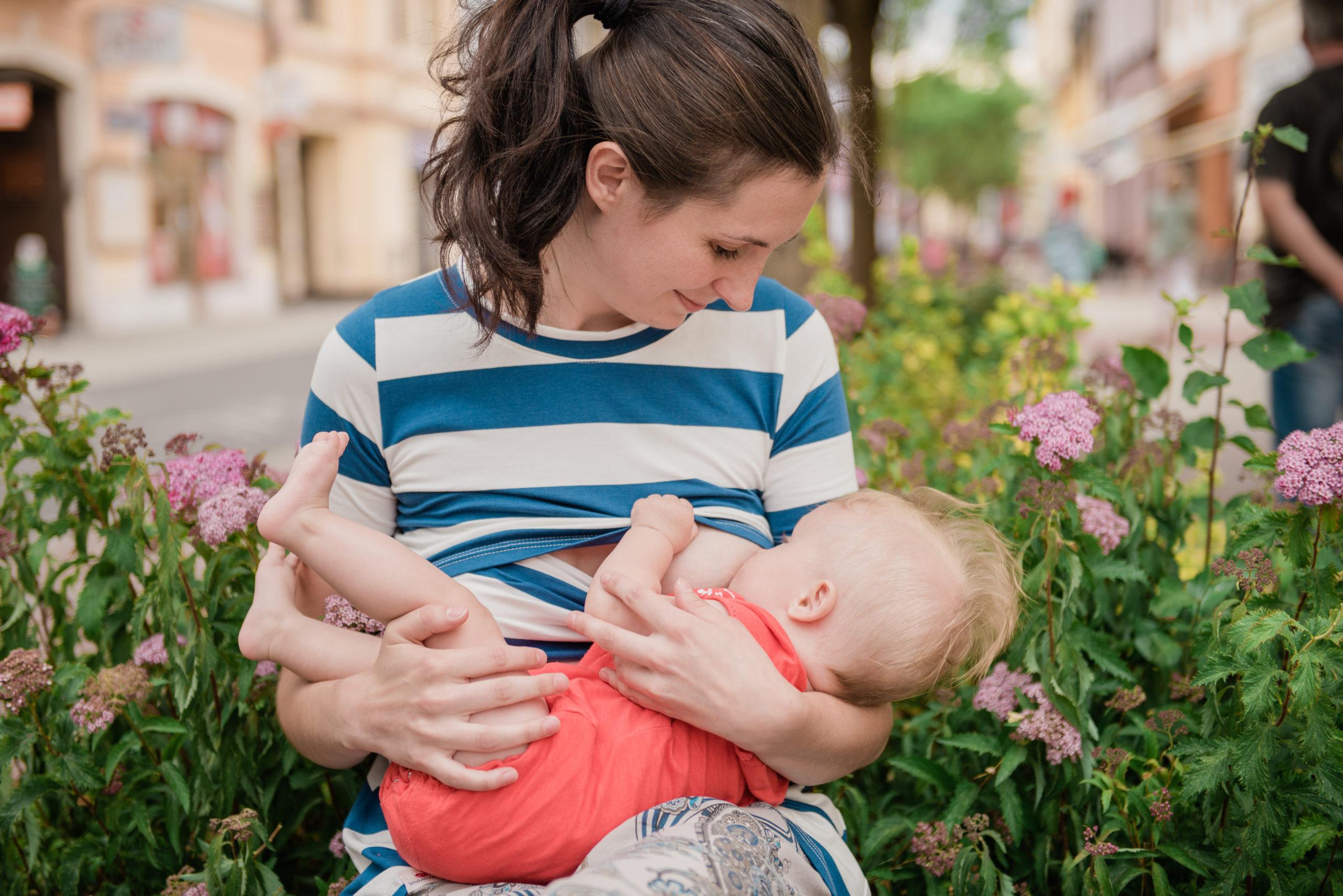 breastfeeding location