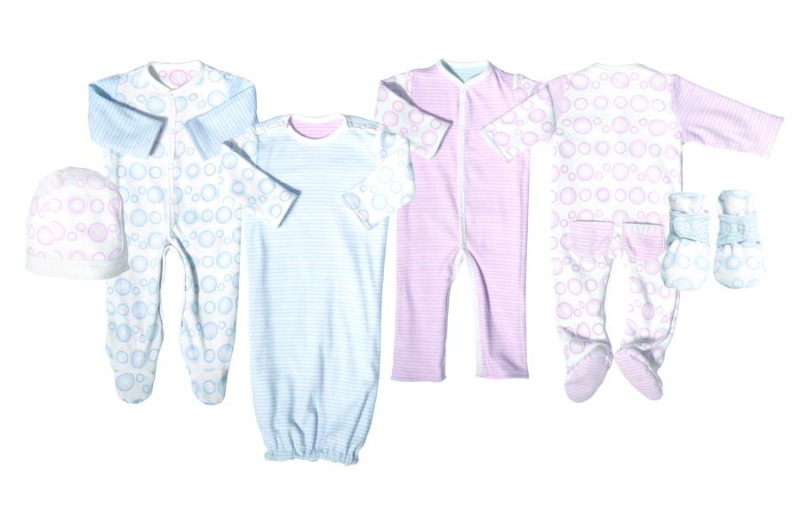Twotara Newborn Clothing Line