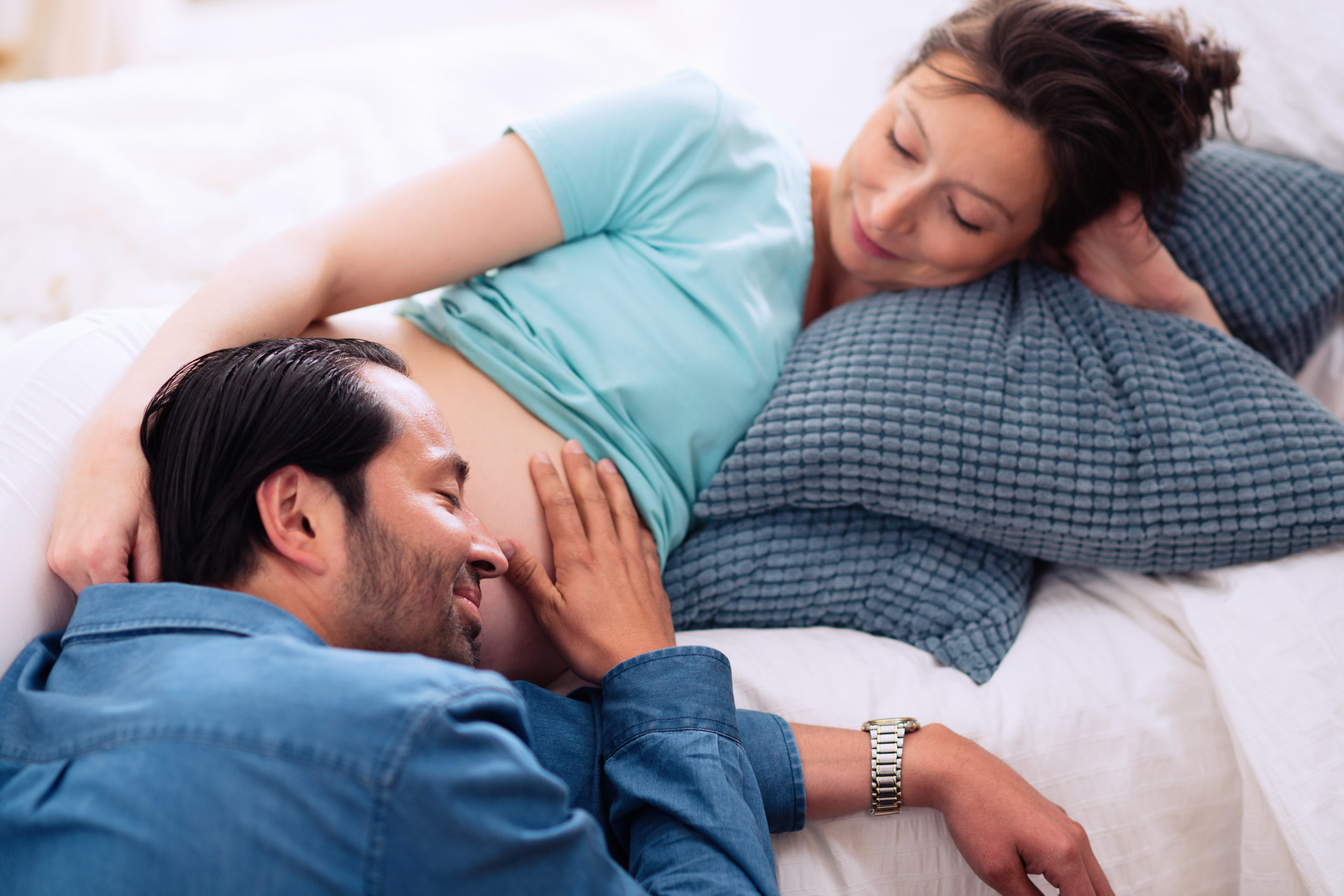 pregnancy intimacy