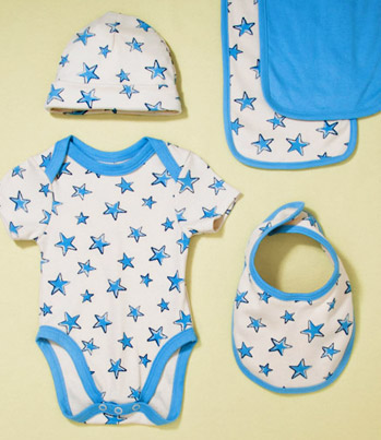 Totsy Layette Collection