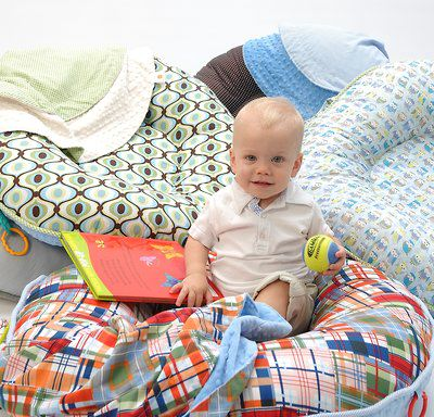 Pello Luxe Floor Pillows