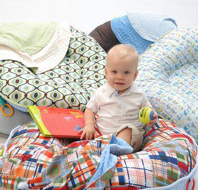Pello Luxe Floor Pillows