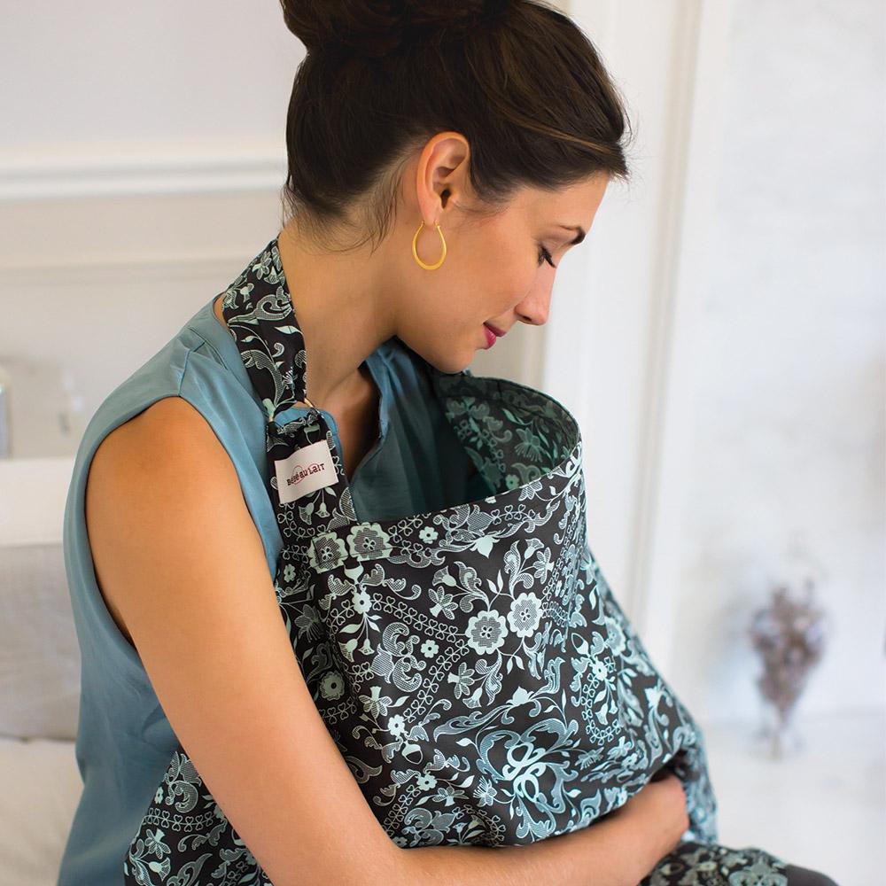 0cc05d87cfa5c Bébé au Lait Duchess Nursing Cover