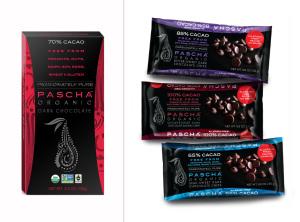 PASCHA chocolates