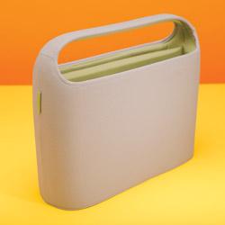 Belkin Laptop Hideaway in Dove/Tarragon