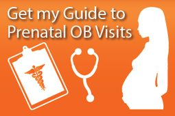 Download our Guide to Prenatal OB Visits