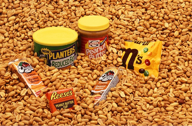 peanuts and products
