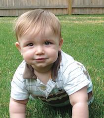 Jackson at 10 months