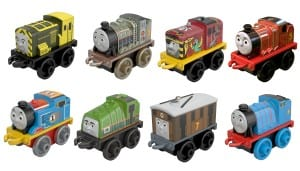 Thomas and Friends Mini Toy Trains