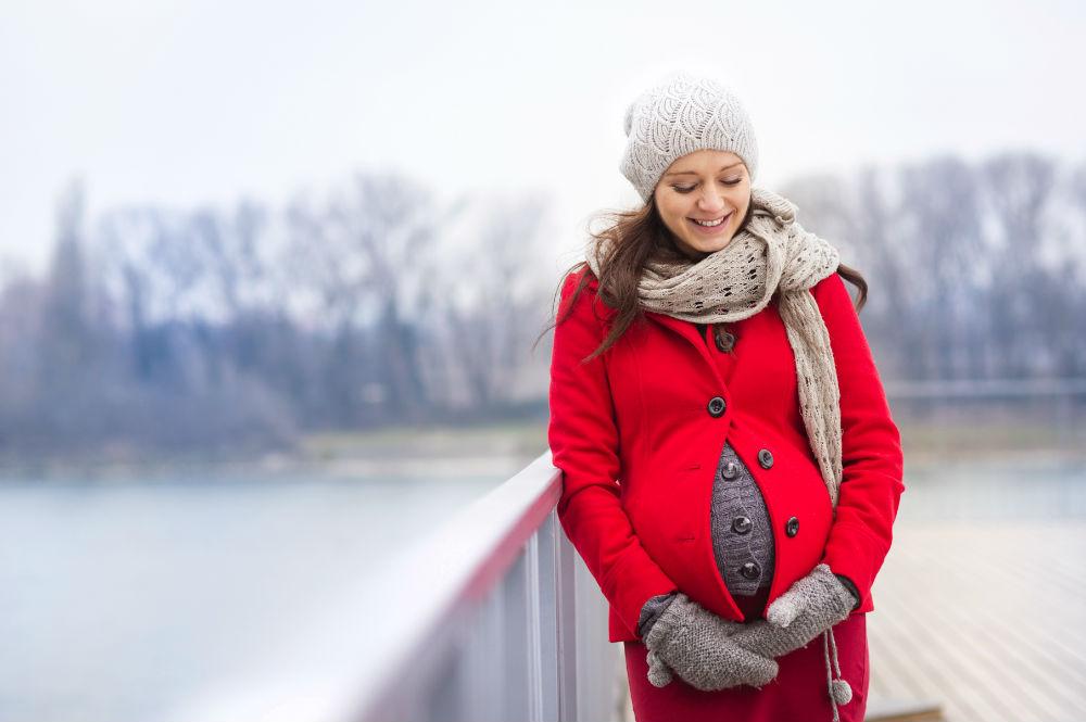 4 brilliant life hacks for a comfier winter pregnancy