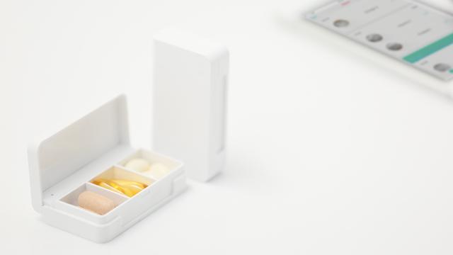 Memo Box Mini pill box