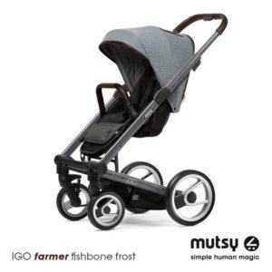 Wonderbaarlijk Mutsy Igo Stroller HV-03