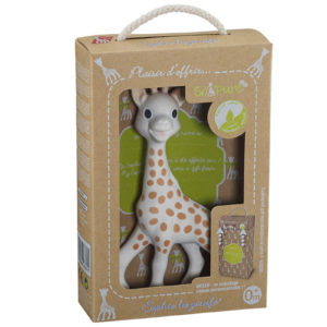 Classic natural baby toy
