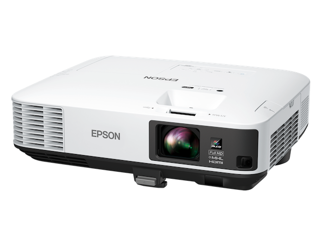 Epson 1450 video projector