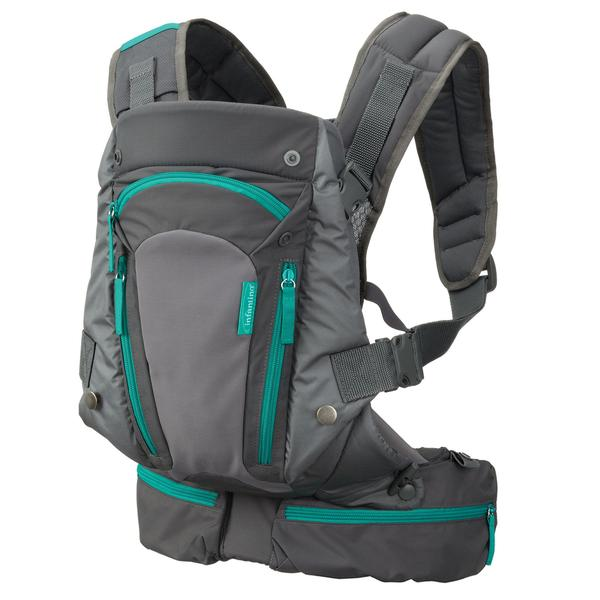 Review  Infantino Carry On Multi-Pocket Baby Carrier