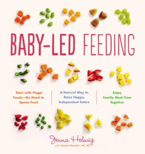 Baby-Led Feeding book