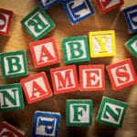 top baby names from 50 years ago