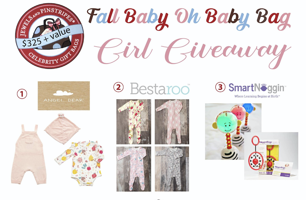 Fall 2019 giveaway