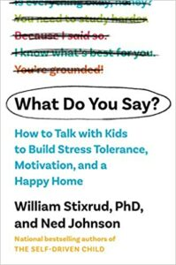 what do you say book